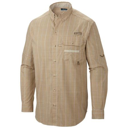 COLUMBIA SUPER SHARPTAIL L/S SH