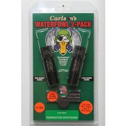 CARLSON`S DELTA WATERFOWL 2-PK CHOKES REMINGTON