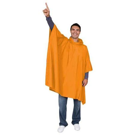 TENNESSEE PVC HOODED PONCHO