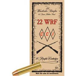 CCI 22 WRF SHELLS 22_WRR