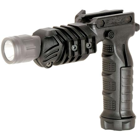 CAA LIGHT HOLDER FORWARD GRIP