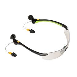 BROWNING SOUND SHIELD GLASSES YELLOW