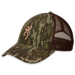 BROWNING BOZEMAN BROWN CAP BOTTOMLAND