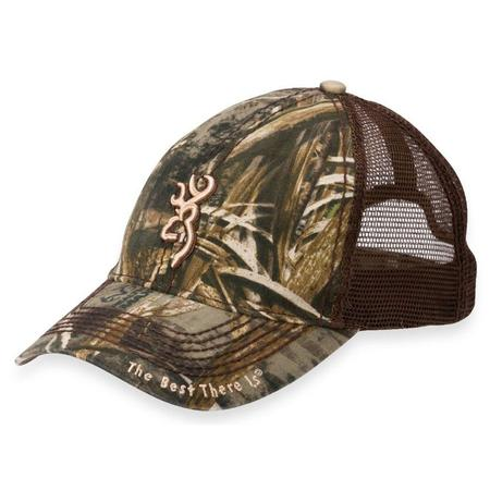 BROWNING BOZEMAN BROWN CAP