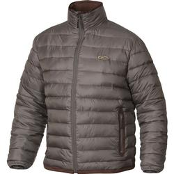 DRAKE DOUBLE-DOWN JACKET LEAD