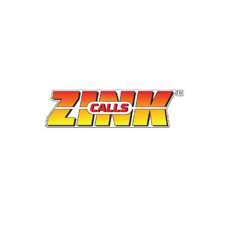 ZINK CALL SHOTGUN STICKER