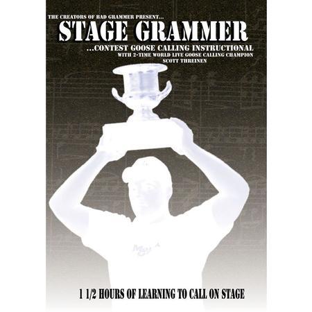 STAGE GRAMMER DVD