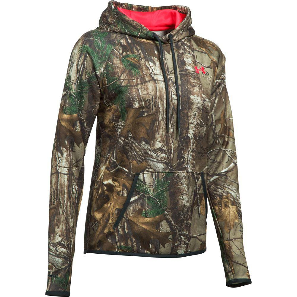 9a2d9f79a1a32 Final Flight Outfitters Inc. | UNDER ARMOUR UA W`S ICON CAMO HOODIE
