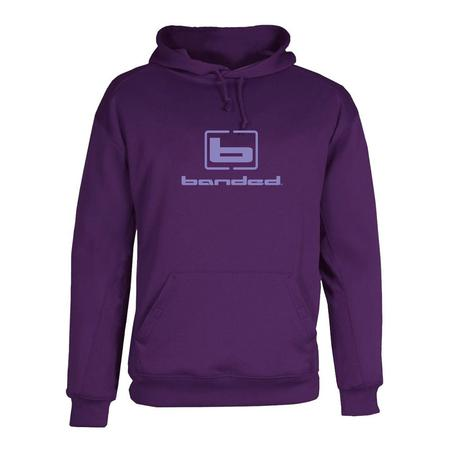 BANDED W`S B LOGO HOODIE