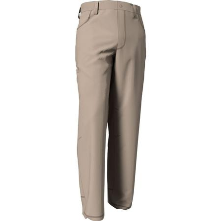 BANDED COTTON TWILL PANT