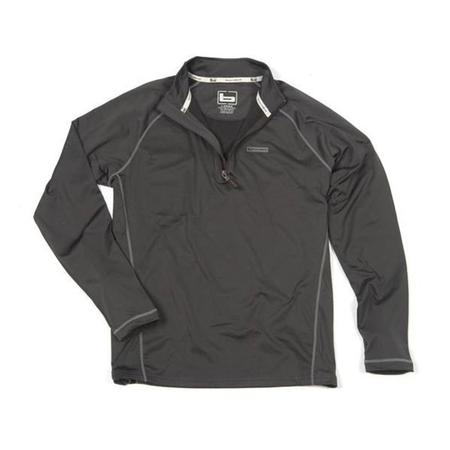 BANDED POLAR FLEECE 1/4 ZIP