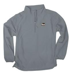 BANDED EARLY SEASON PULLOVER CHARCOAL