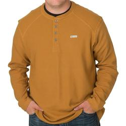 BANDED THERMAL WORKMAN HENLEY DUCK