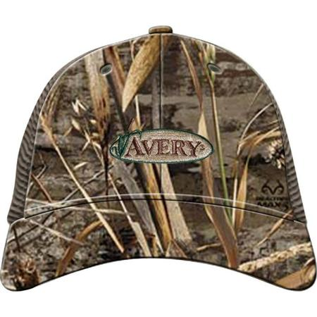 AVERY MESH BACK CAP