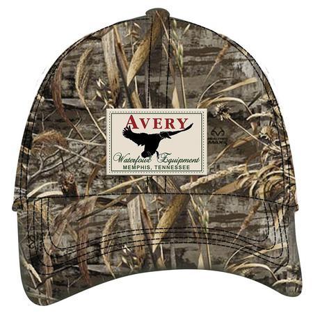 AVERY OIL CLOTH 8 0Z CAP