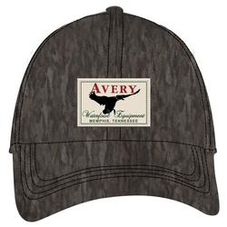 AVERY OIL CLOTH 8 0Z CAP MOSSY_OAK_BOTTOMLAND