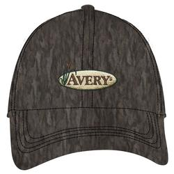 AVERY COTTON TWILL CAP BOTTOMLAND