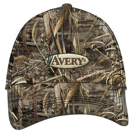 AVERY COTTON TWILL CAP