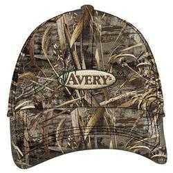 AVERY COTTON TWILL CAP MAX5