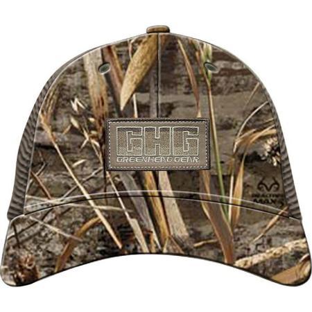 GHG MESH BACK CAP