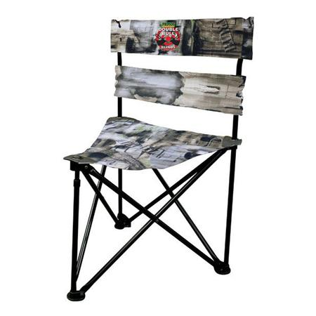 PRIMOS DBL BULL TRI STOOL CHAIR