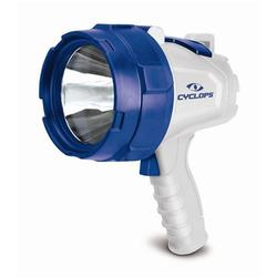 CYCLOPS RECHARGE LED SPOTLIGHT BLUE/WHITE