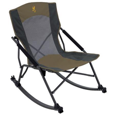 ALPS BROWNING CABIN CHAIR