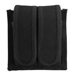 UNCLE MIKE`S UNIVERSAL MAG CASE DBL_BK