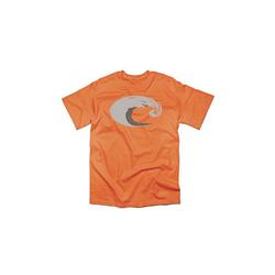 COSTA LOGO WAVE S/S T-S ORANGE