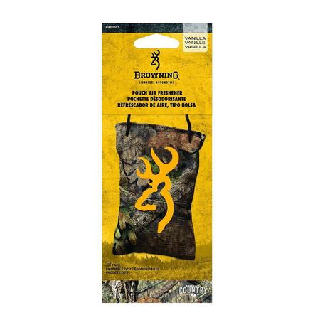 BROWNING POUCH AIR FRESHENER