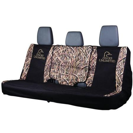 DUCKS UNLIMITED SEAT COVER