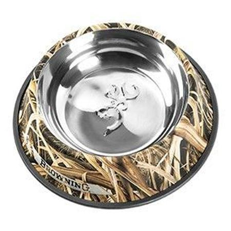 BROWNING S/S PET DISH