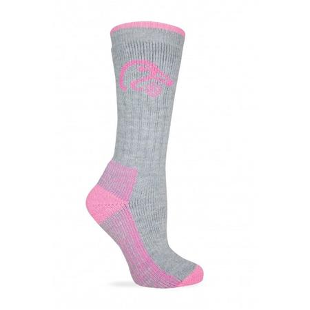 DU LADIES COMFY HOUSE SOCK