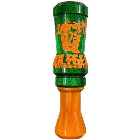 MOLT GEAR Q-2 DOUBLE REED CALL