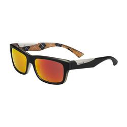 BOLLE JUDE GLASSES BLACK/ORANGE
