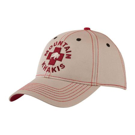 MOUNTAIN KHAKI BISON PATROL CAP