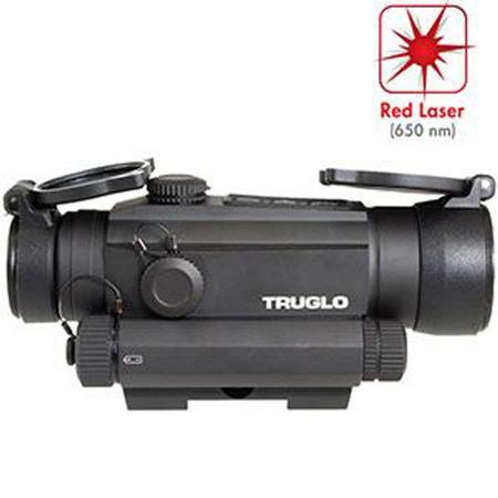 TRUGLO TACTICAL RED-DOT TRU-TEC