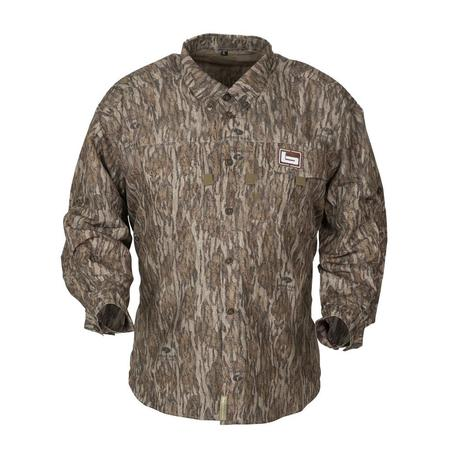 BANDED LW HUNTING L/S SHIRT