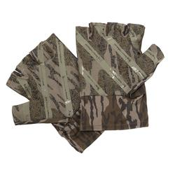 BANDED FINGERLESS GLOVE BOTTOMLAND