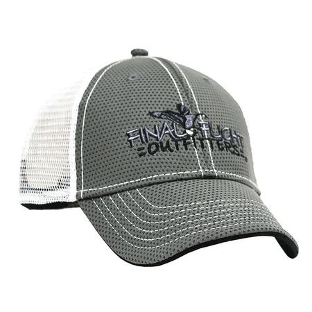 FINAL FLIGHT LOGO MESH BACK HAT