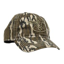 FINAL FLIGHT GOOSE LOGO HAT BOTTOMLAND