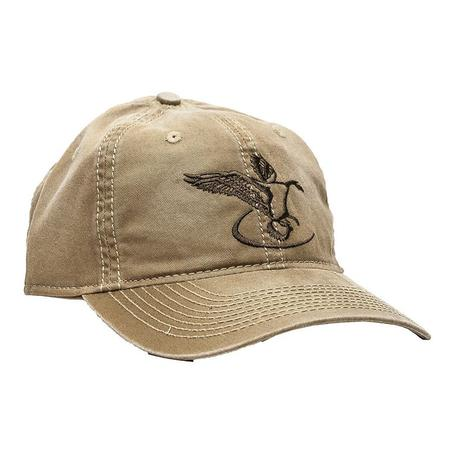 FINAL FLIGHT GOOSE LOGO HAT