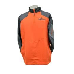 FINAL FLIGHT RAIDER PULLOVER CARBON_ORANG