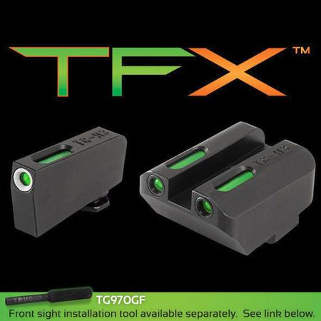 TRUGLO TFX GLOCK SUP LOW SET