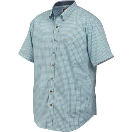 DRAKE BIG EASY PLAID S/S SHIRT