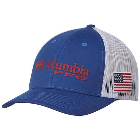 COLUMBIA PFG MESH SNAP BACK HAT