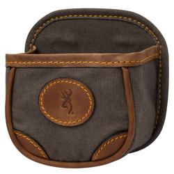 BROWNING LONA CANVAS BOX CARRIE FLINT/BROWN