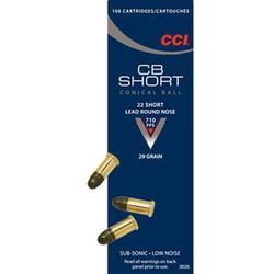 CCI P22CB SHORT 22_S_LRN