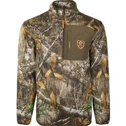 DRAKE NT ENDURANCE 1/4 ZIP EDGE