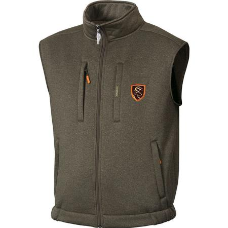 DRAKE NT SOFT SHELL FLEECE VEST